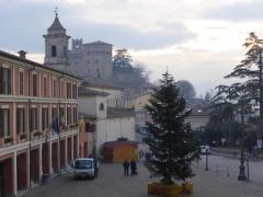 la piazza di longiano